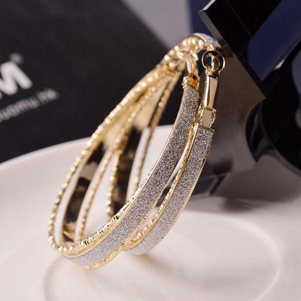 модные золотые украшения 2016 фото